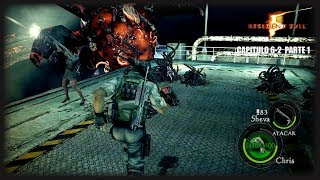 Resident Evil 5: Capitulo 6-2 Parte 1