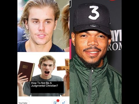 Chance The Rapper Reads Bible Justin Bieber Does Drugs?