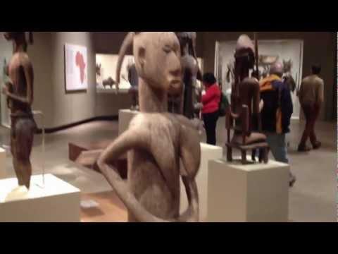 Manhattan - Metropolitan - Galerie Africaine.MOV