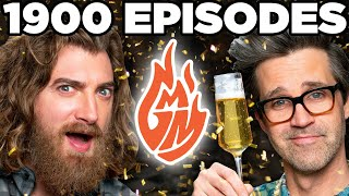 We Give 19 Toasts to Celebrate 1900 Episodes