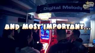 Timberman Arcade - Magic Play  & Digital Melody Games
