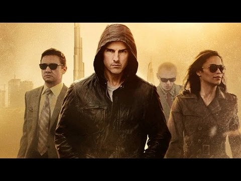 Mission Impossible Ghost Protocol 2011 (Full Movie English) Brad Bird, Tom Cruise, Jeremy Renner