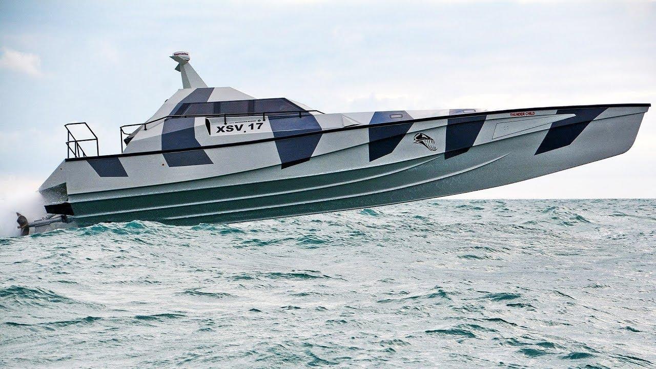 Die 10 besten Militärboote der Welt