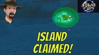Claiming An ATLAS Island Finally!-  Atlas PTR Beta Ep. 4