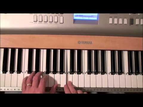 Love The Way You Lie Rihanna Easy Piano Cover Youtube