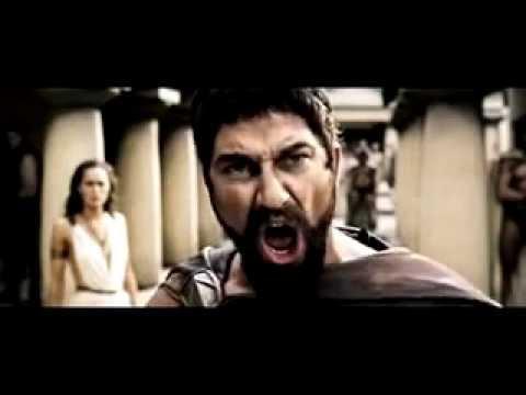 """DEMI TUUHAAAAAN!!! - Parody Dub Arya Wiguna + film """"300"""""""