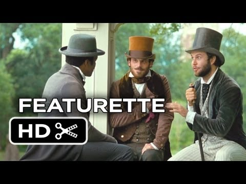 12 Years A Slave Featurette  Solomon Northup 2013  Brad Pitt Movie HD