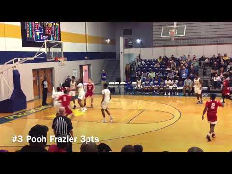 #3 Pooh Frazier Highlights Vs Snead State Community College