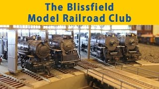 The Blissfield Model Railroad Club (HO Scale)