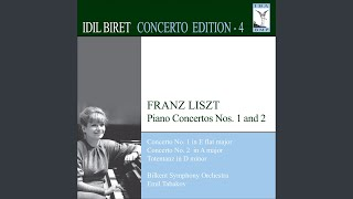 Piano Concerto No. 2 in A Major, S. 125: Allegro agitato assai -