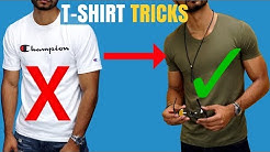 6 INSANE T-Shirt Hacks You Probably Didn't Know About