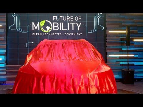 Live: Mahindra To Unveil Six cars #AutoExpo2018