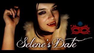 ***ASMR*** Selene's Date - 2nd Vampire Date #4 ♥