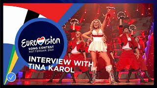 Show Your Love for Tina Karol 🇺🇦 - Eurovision Song Contest