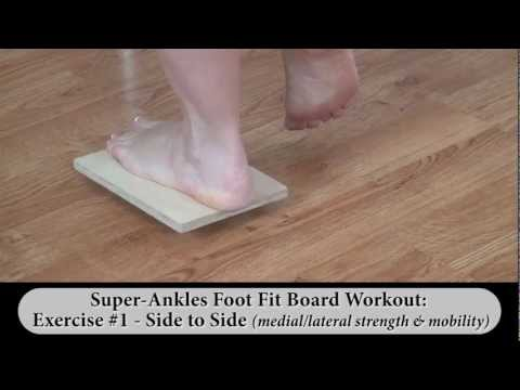 Ankle Strengthening Exercises for Injury Free Ankles and Healthy Feet
