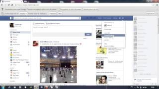 déconnecter son compte facebook à distance