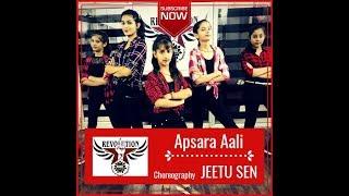 Apsara Aali || Dance Choreography || Jeetu Sen