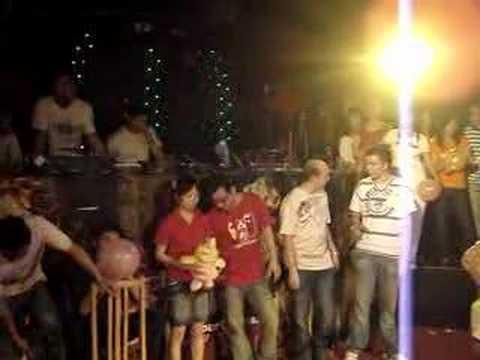 in china night club