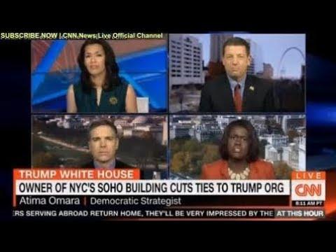BREAKING NEWS 11/23/17: OWNER OF NYC'S SOHO BUILDING CUTS TIES TO TRUMP ORG