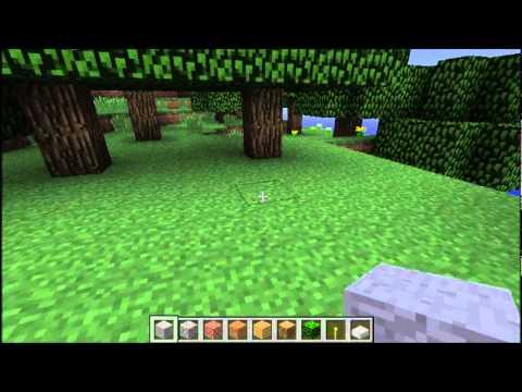 Minecraft comment faire une maison pourri youtube - Comment faire une chambre moderne minecraft ...