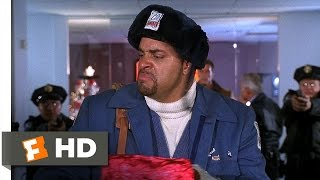 Jingle All the Way (3/5) Movie CLIP - Harmless Package (1996) HD