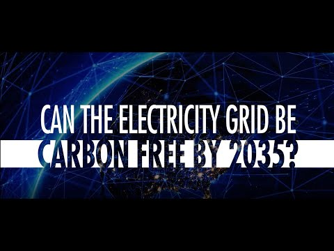 America's Power Grid: Can We Really Be Carbon Free by 2035?