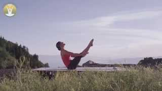 Boat Pose (Navasana)