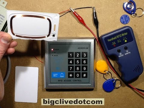First Look Rc522 Rfid Reader Writer 4 On Ebay Doovi