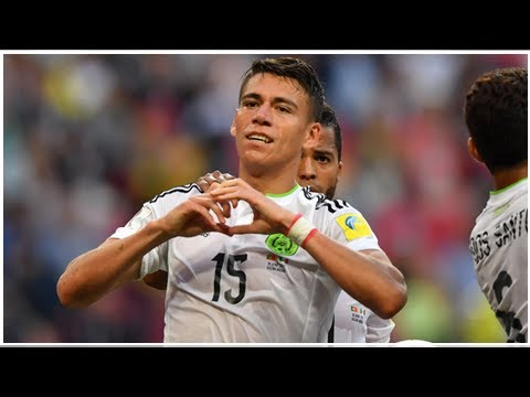 Mexico head to Russia with one aim: 'to win'