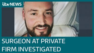 Patient 'could not pick up daughter' after operation by surgeon now suspended   ITV News