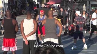 CAL SCRUBY FT CHRIS BROWN MUSIC RAP VIDEO PART 2/3 VENICE BEACH CALIF NOV 13, 2015
