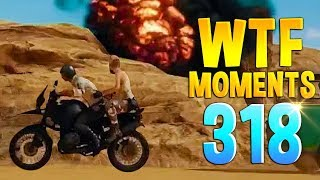 PUBG Daily Funny WTF Moments Highlights Ep 318