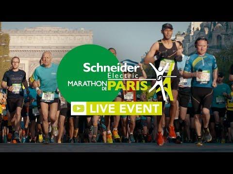 Schneider Electric Marathon de Paris - LIVE -