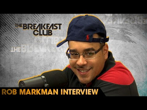 Rob Markman Interview With The Breakfast Club (8-31-16)