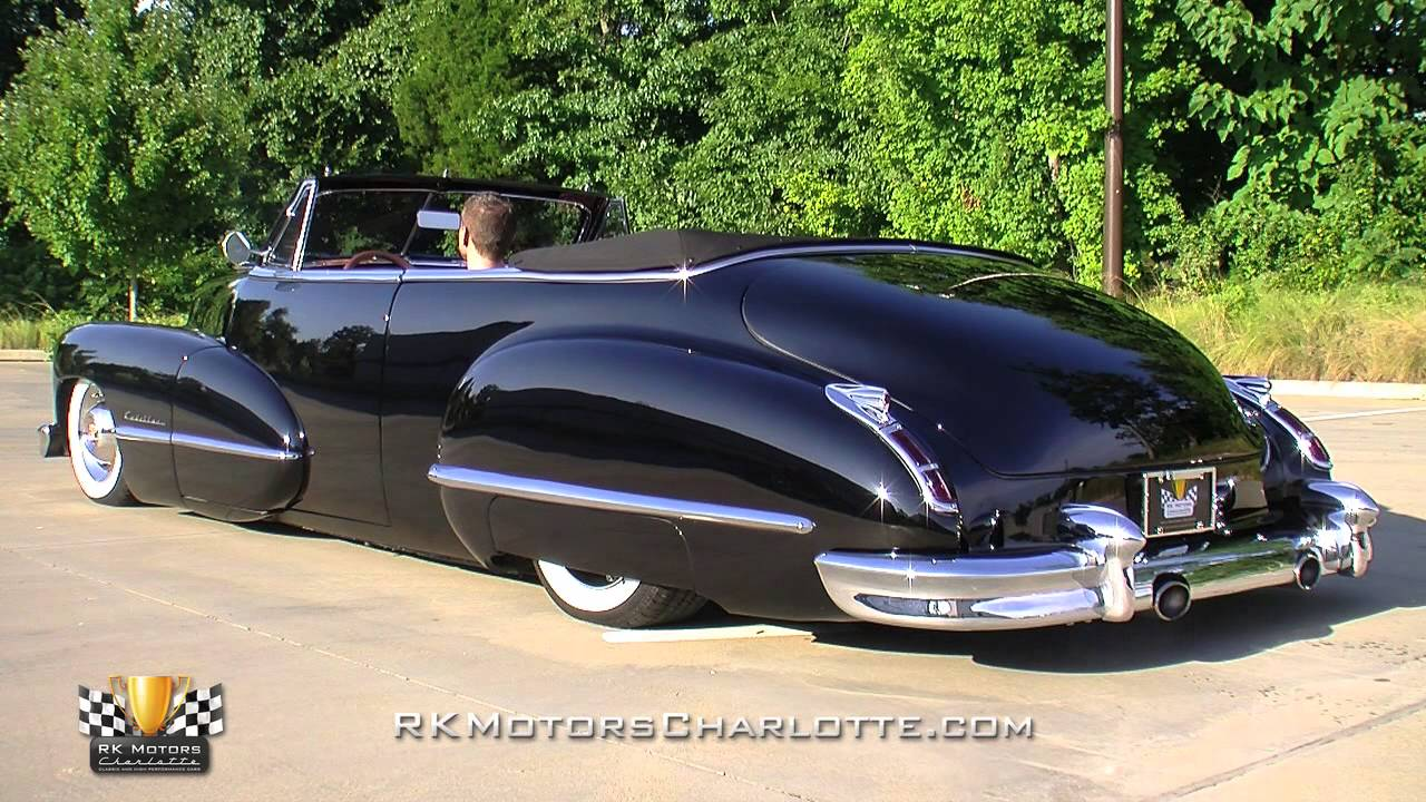 134420 / 1947 Cadillac Series 62 - YouTube