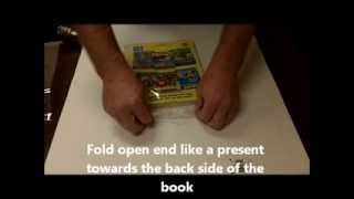 Shrink Wrap a Book With Shrink Wrap Bags and No Sealer!