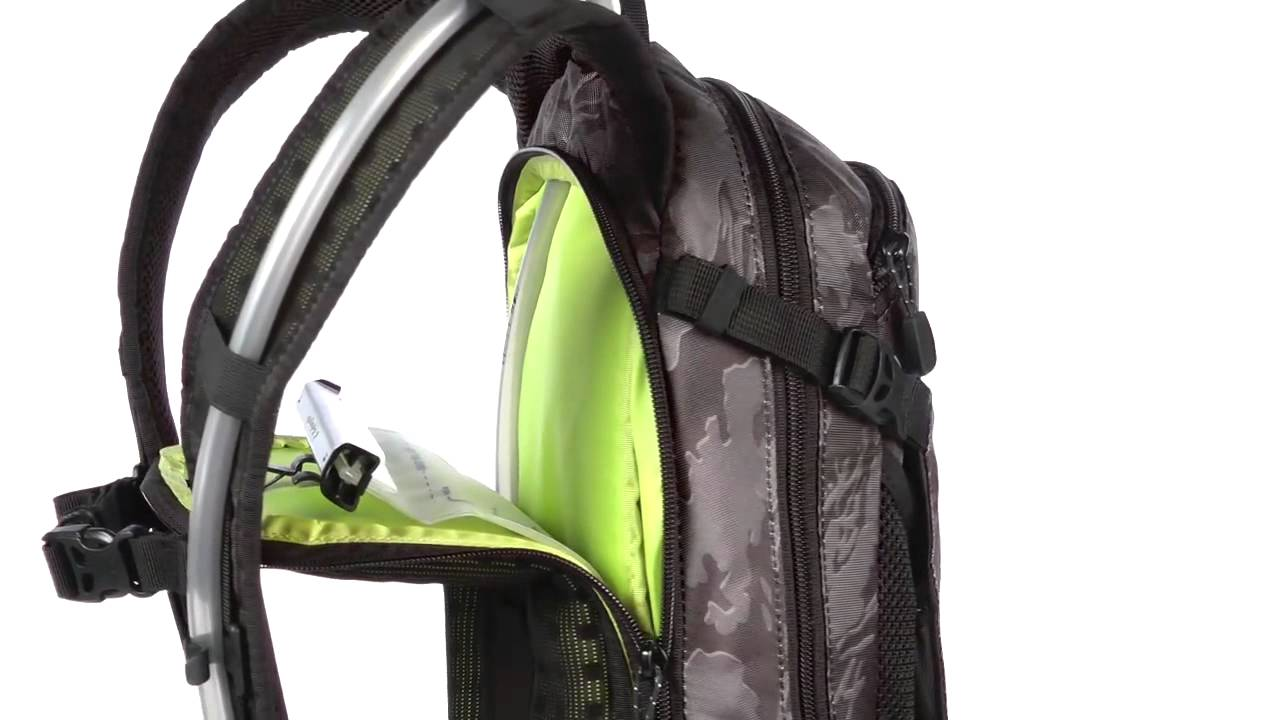 DAKINE Drafter Pack - YouTube