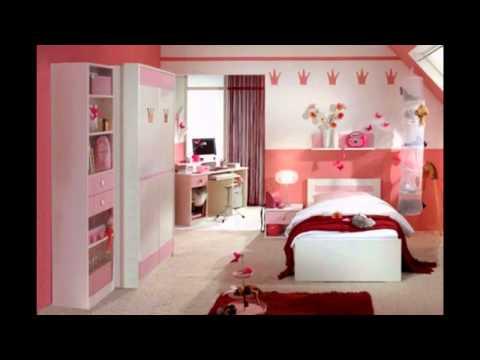 Cute Little girl bedroom design and decor ideas