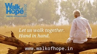 Chal Chalen - Official Music Video for the Walk of Hope 2015-16