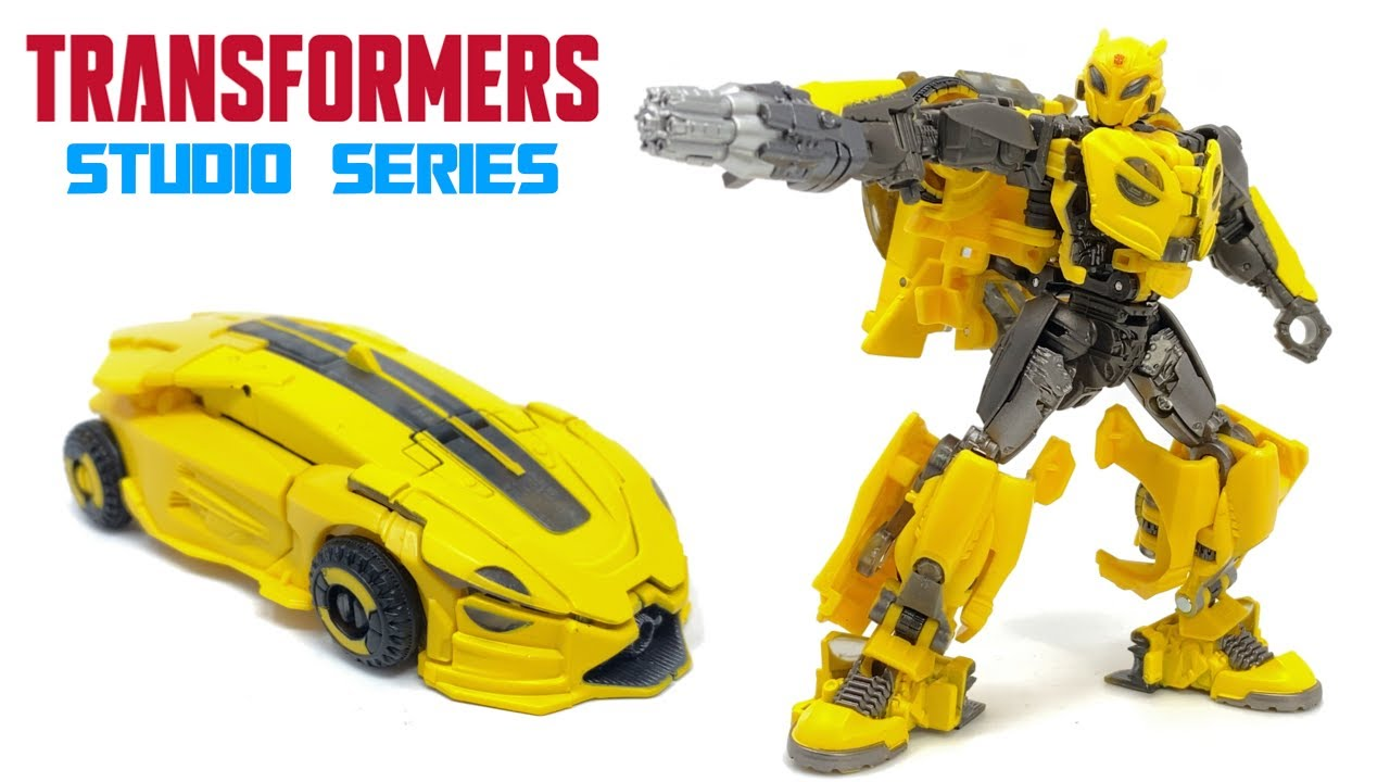 Transformers Studio Series B-127 Bumblebee In-Hand Review by PrimeVsPrime