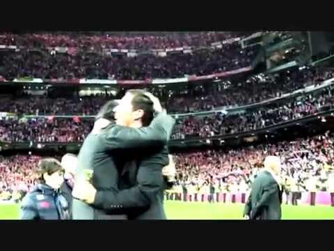 """Vídeo homenaje a Diego Pablo """"El Cholo"""" Simeone 2012/13 Atlético De Madrid"""