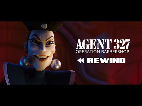 Agent 327: Rewind – Operation Barbershop Alternative Ending