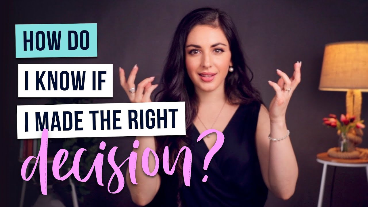 Inspower Series Ep. 11 | How do you know if you made the right decision?
