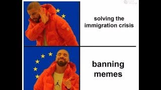 Article 11 and article 13 have passed #SaveYourInternet has failed