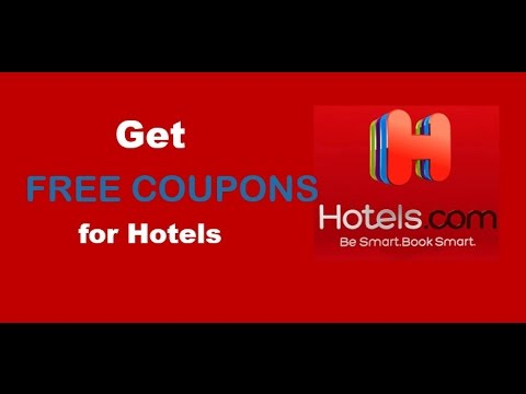 Get Free Hotels.com Coupons In Just 5 Steps