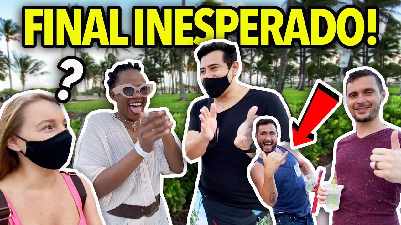 ¿CUANTO ESPAÑOL HABLAN LOS GRINGOS EN MIAMI?