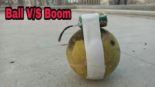 BALL V/S Boom जानिए क्या हुआ,test New crackers,Diwali stash, stash,Big crackers market,