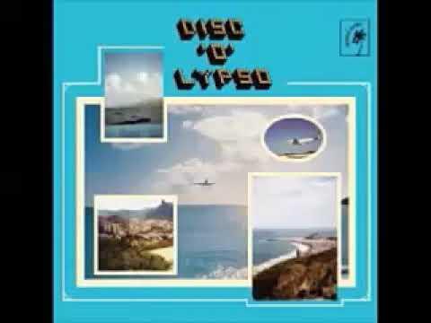 Various – Disc 'O' Lypso : 70's Caribbean Funk Soul Boogie Disco R&B Soca & Reggae-Fied Music