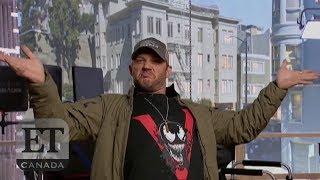 Tom Hardy Surprises 'Venom' Fans At Brazil Comic Con
