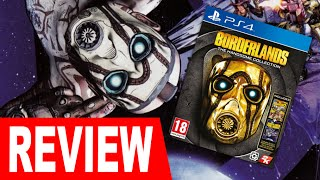 Borderlands The Handsome Collection Review (60 fps)
